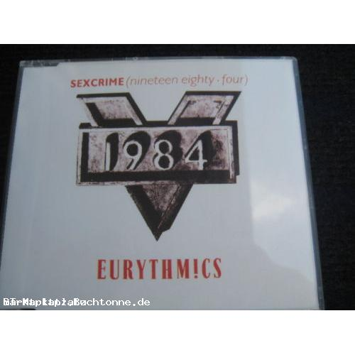 Eurythmics - Sexcrime 1984