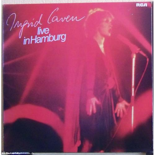 Ingrid Caven - Live In Hamburg 1980