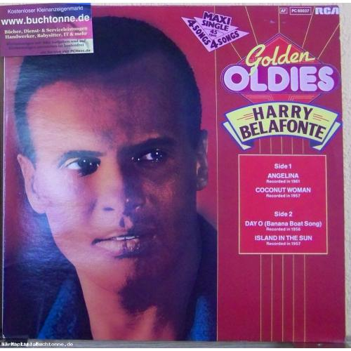 Harry Belafonte - Golden Oldies