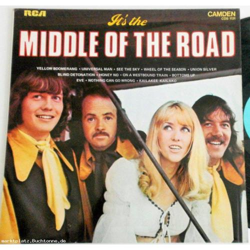 It´s The Middle Of The Road 1973