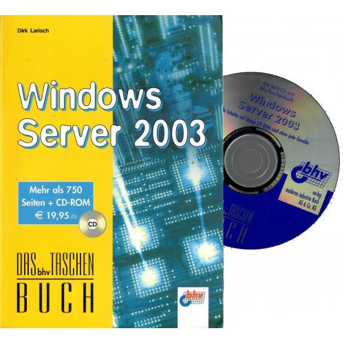 Windows Server 2003 m. CD
