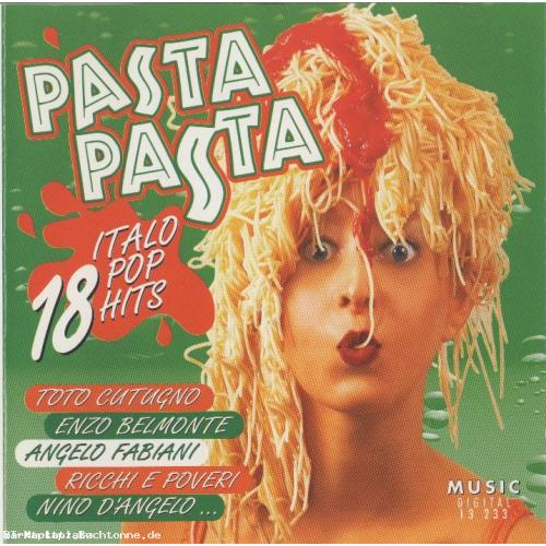 Various - Pasta Pasta (18 Italo Pop Hits) 1997